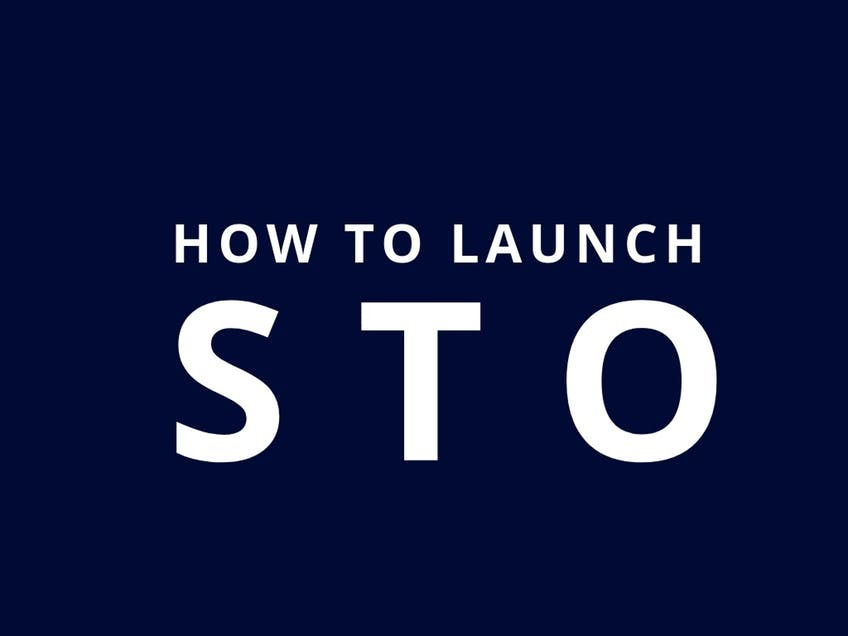 How to Launch STO in 2019