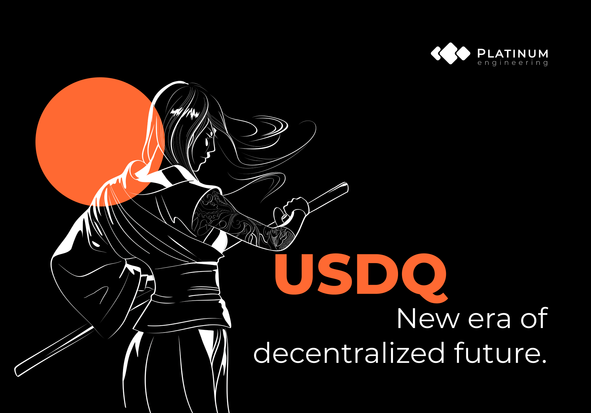 New stablecoin USDQ will be presented in the first half of April