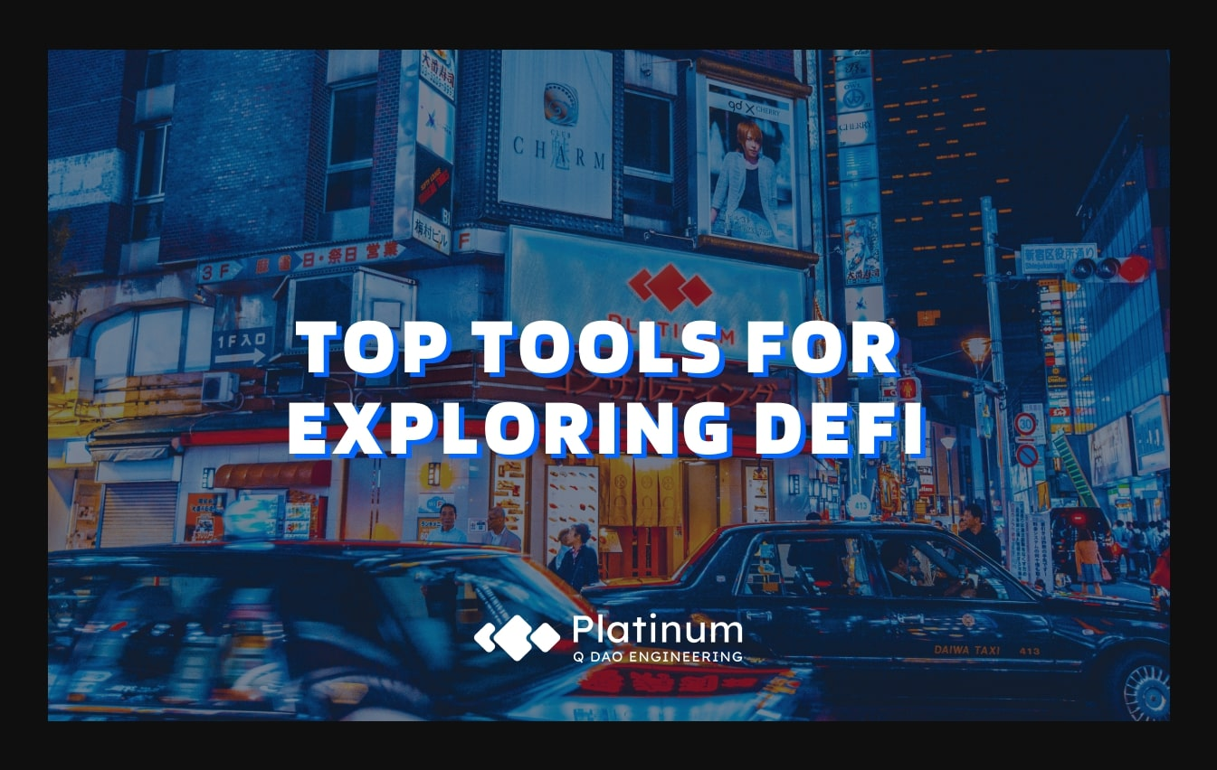 Tools for exploring DeFi